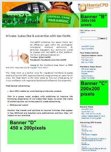 Banner Ad's